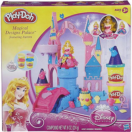 """Игровой набор """"Чудесный замок Авроры"""",Play-Doh от Hasbro"""