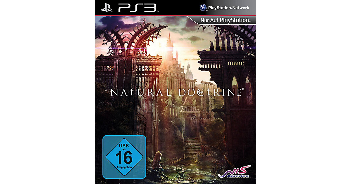 PS3 Natural Doctrine