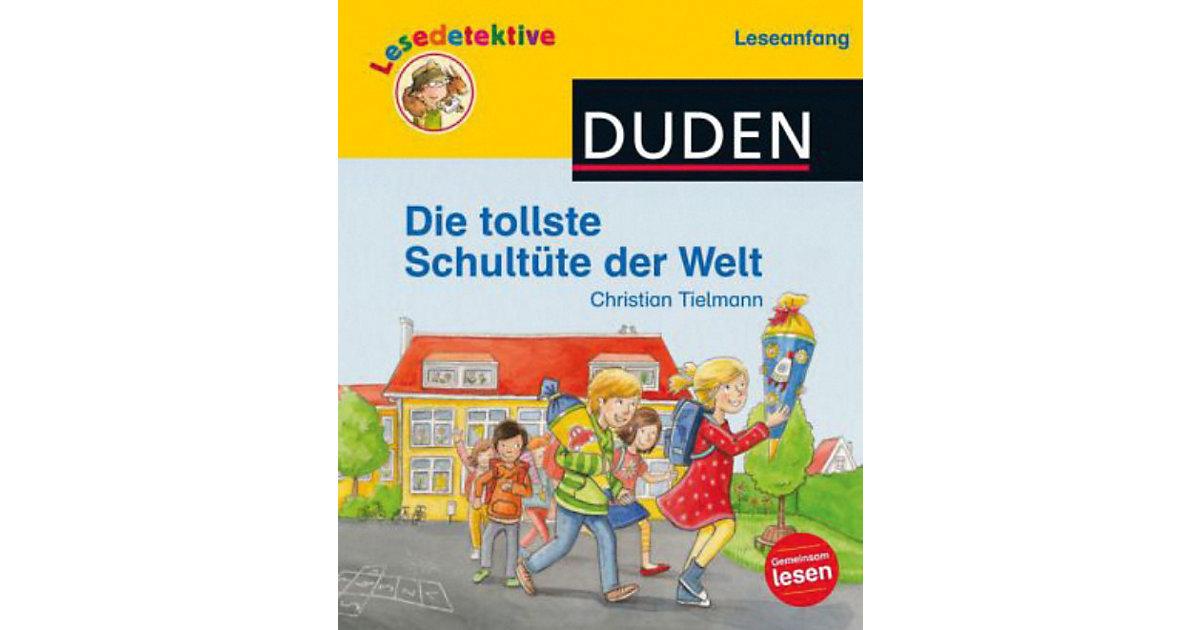Lesedetektive Leseanfang: Die tollste Schultüte...