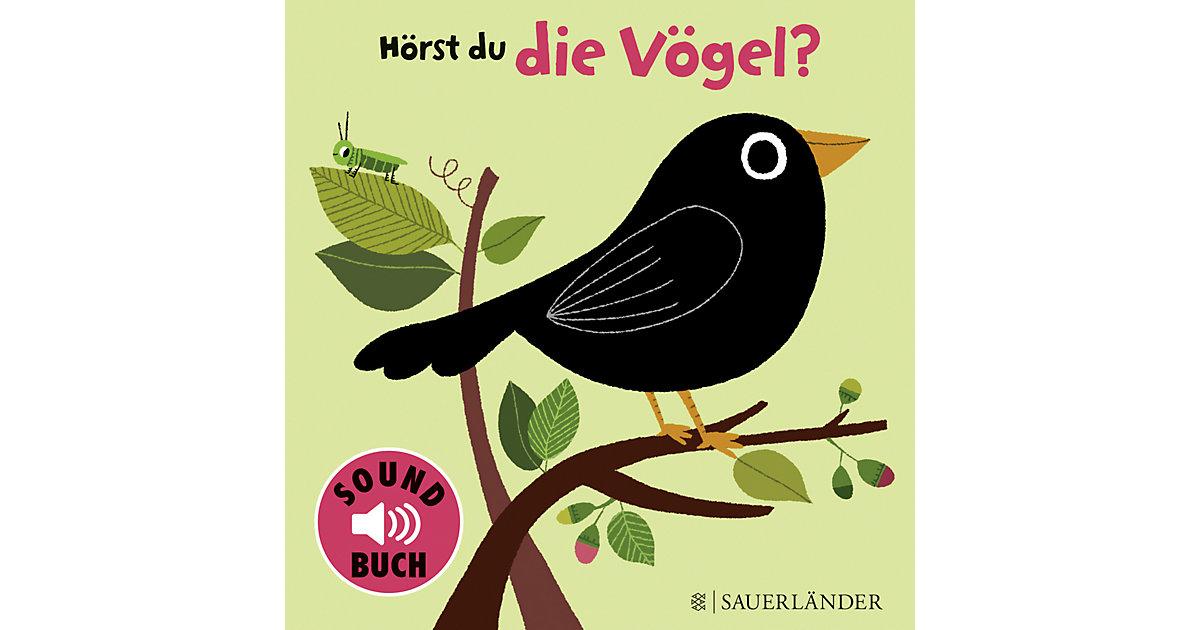 Hörst du die Vögel?, Soundbuch mit Tiergeräuschen