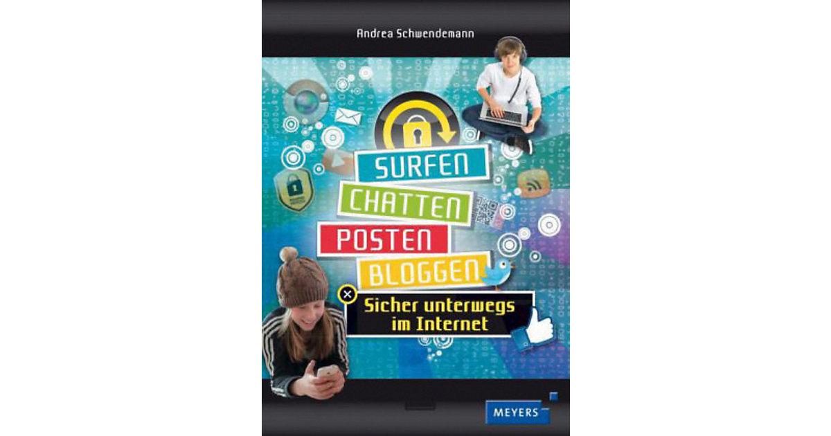 Surfen, chatten, posten, bloggen