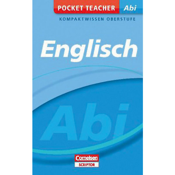 Pocket Teacher Abi Englisch
