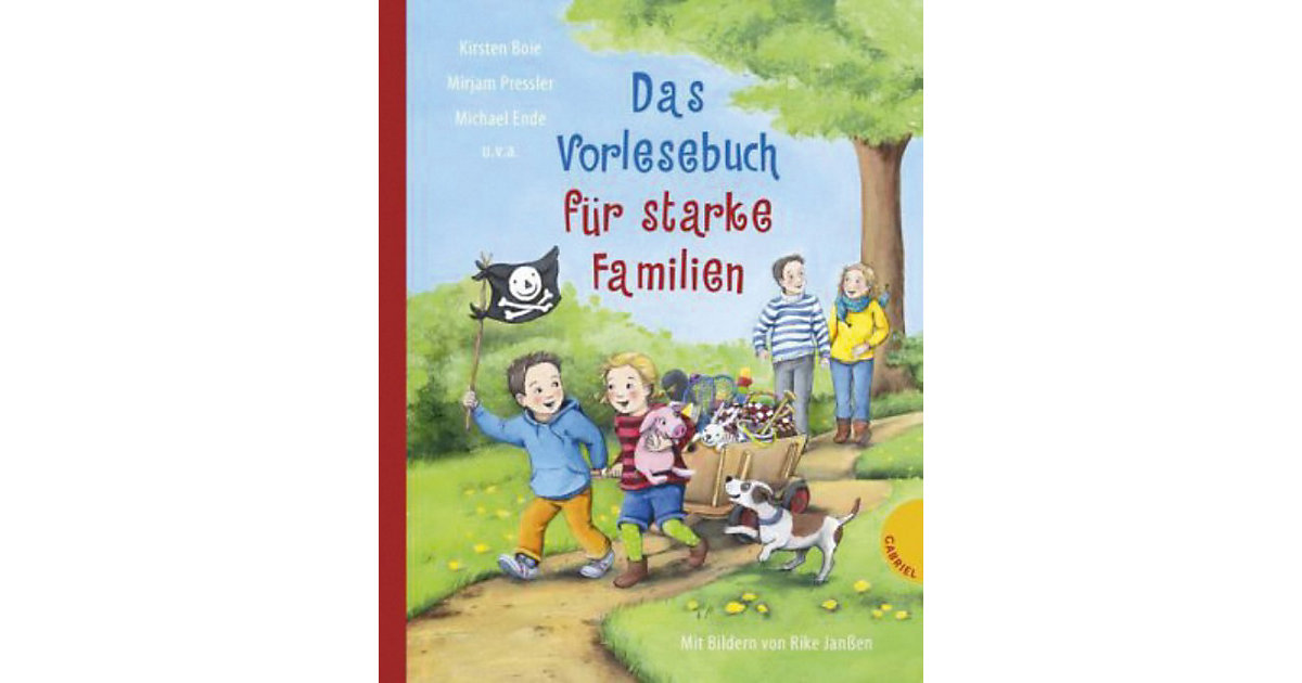 Das Vorlesebuch starke Familien Kinder