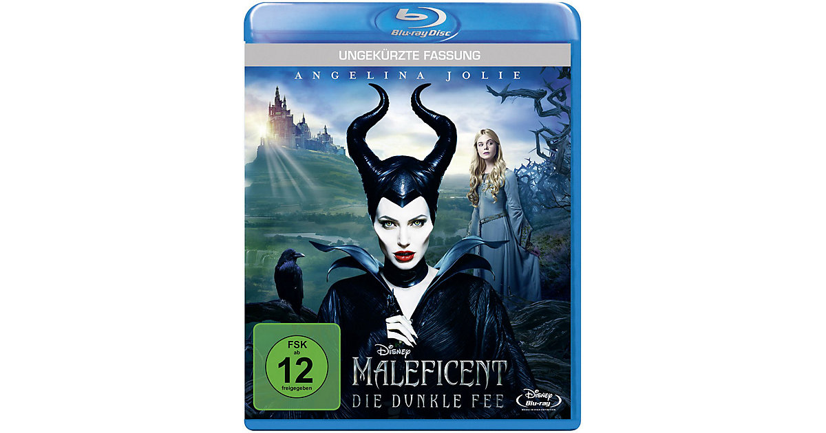 BLU-RAY Maleficent - Die dunkle Fee Hörbuch