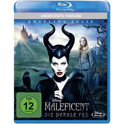 BLU-RAY Maleficent - Die dunkle Fee