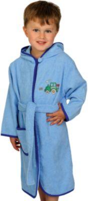 Kleinkinder 100 /% Baumwolle  Rosa mit Kaputze Bademantel für Babys Nilpferd