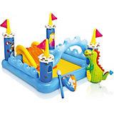 """Детский игровой комплекс с бассейном """"Замок"""", Intex"""