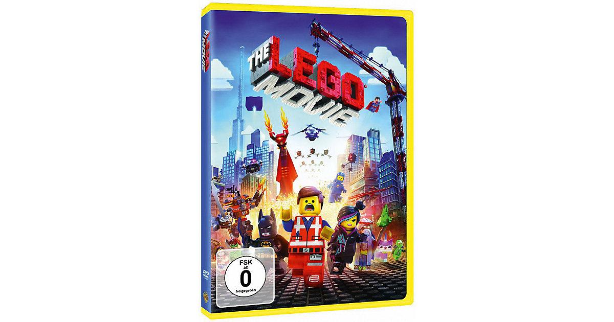 DVD The LEGO Movie Hörbuch