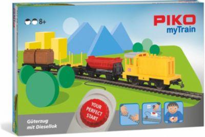 PIKO myTrain Start-Set Güterzug
