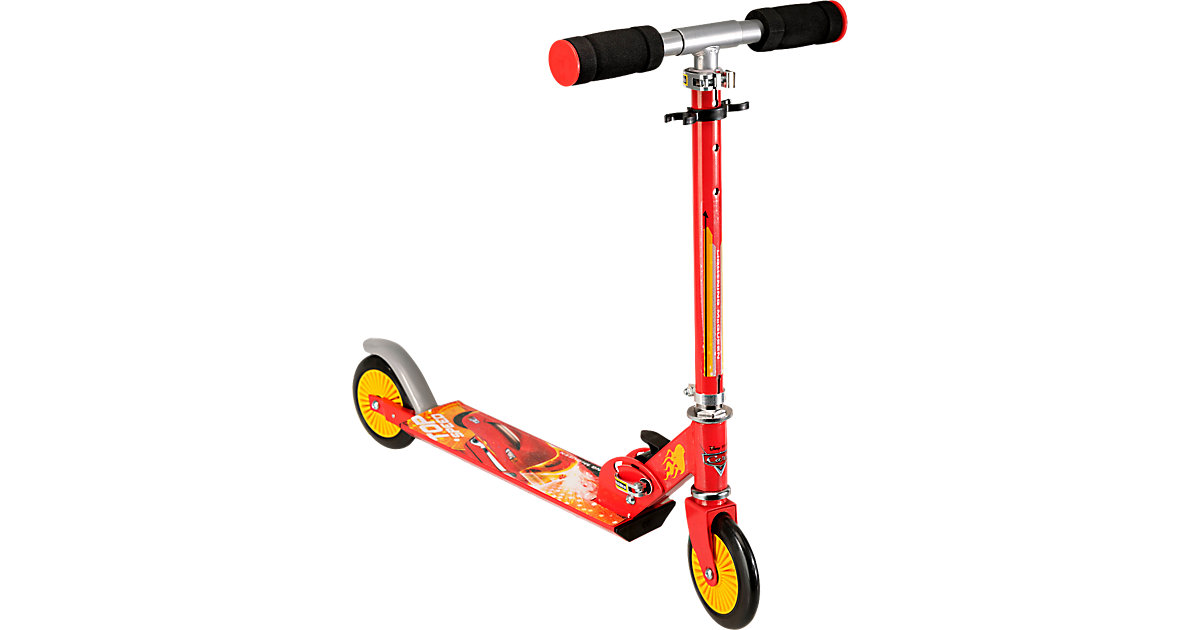 Cars Scooter, klappbar