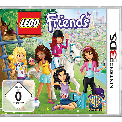 LEGO 3DS Friends Sale Angebote