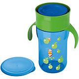Чашка-поильник, Philips Avent, 340мл., голубой
