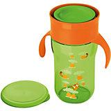Чашка-поильник, Philips Avent, 340мл., зелёный