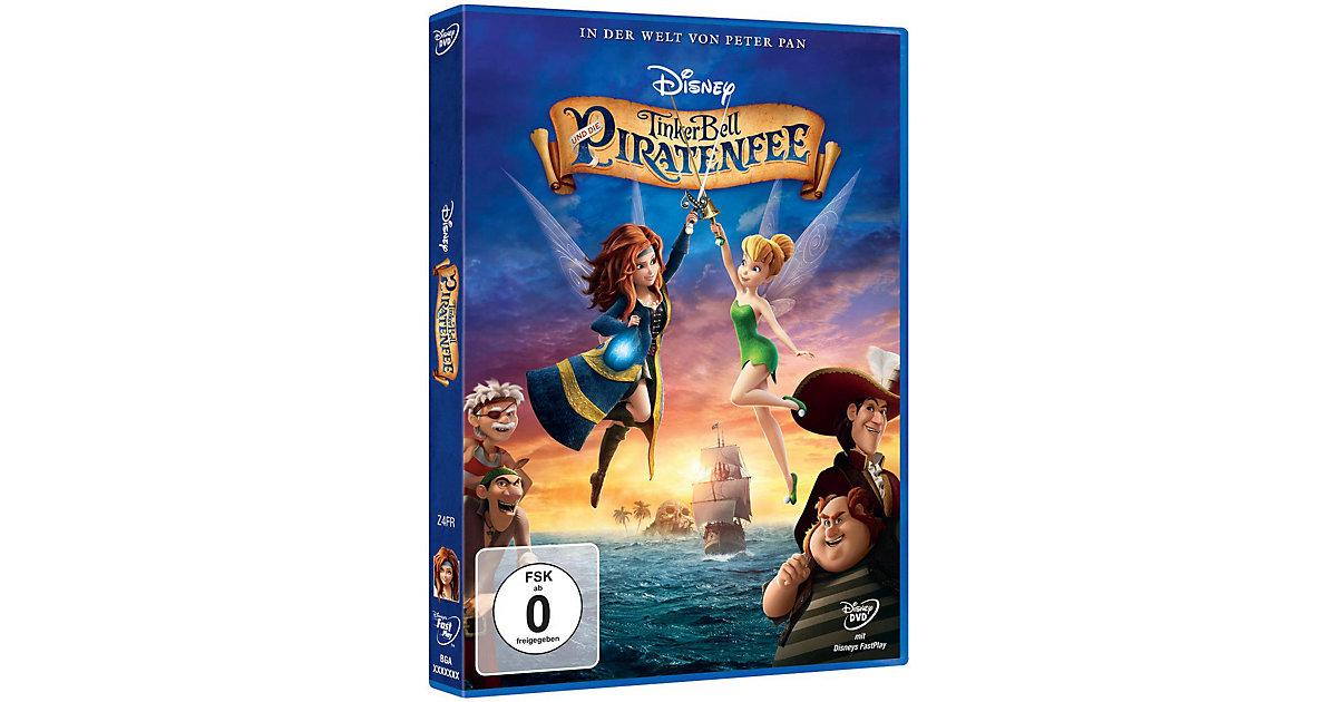 DVD Disney´s - Tinkerbell und die Piratenfee