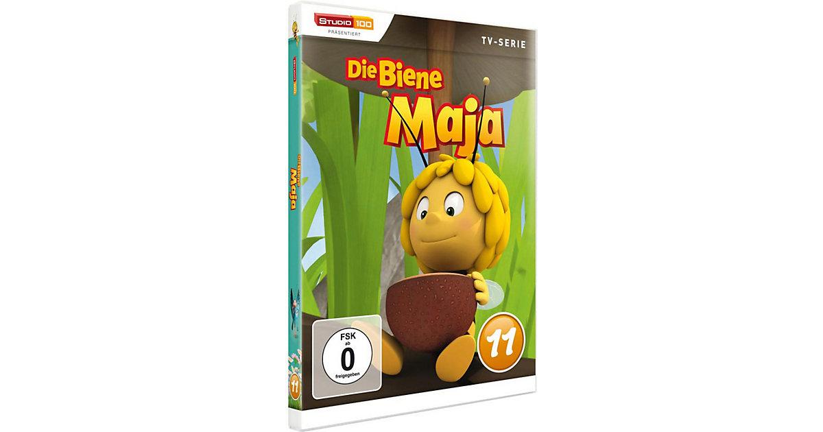 DVD Die Biene Maja 11 - animiert