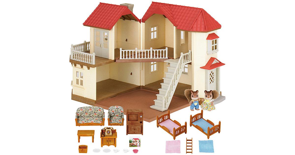 Puppenhaus komplett preisvergleich die besten angebote for Komplette wohnzimmereinrichtung