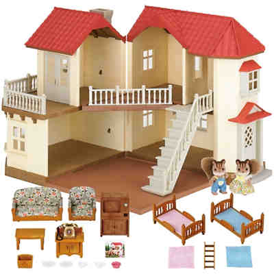 puppenhaus und zubeh r puppenstube g nstig online kaufen mytoys. Black Bedroom Furniture Sets. Home Design Ideas