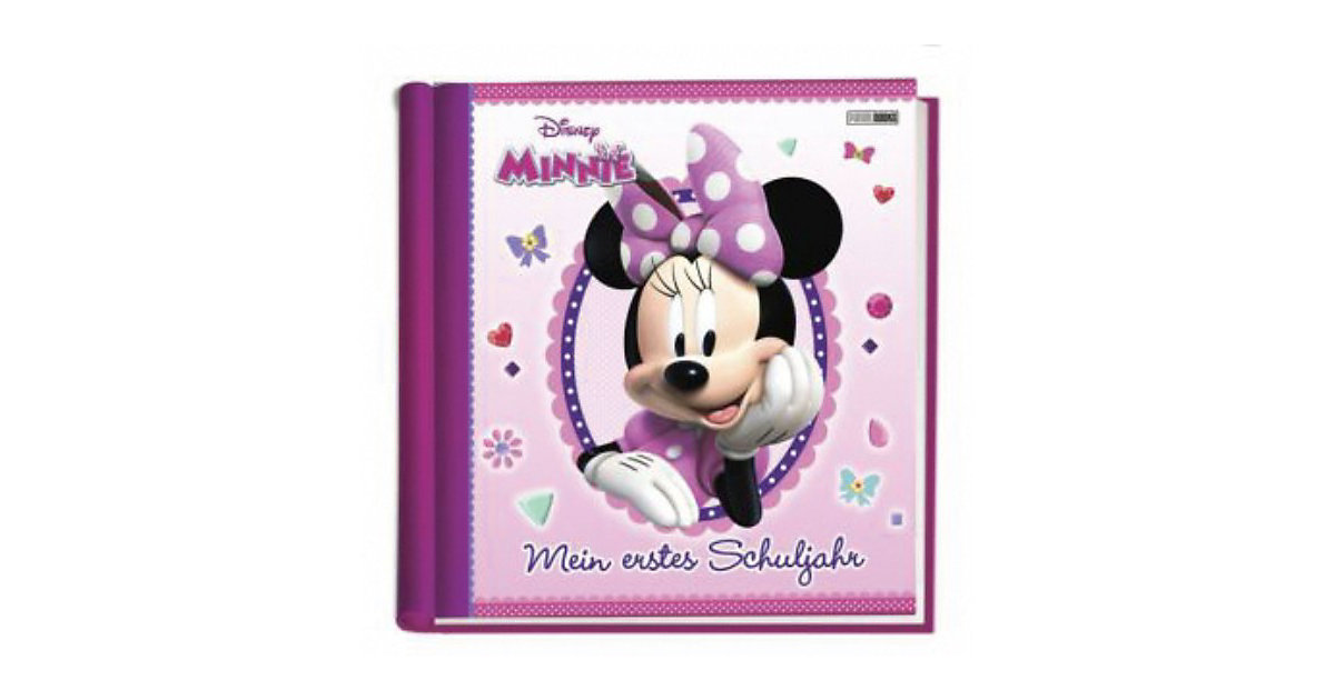 Disney Minnie: Schleifen-Boutique Schulstartalbum