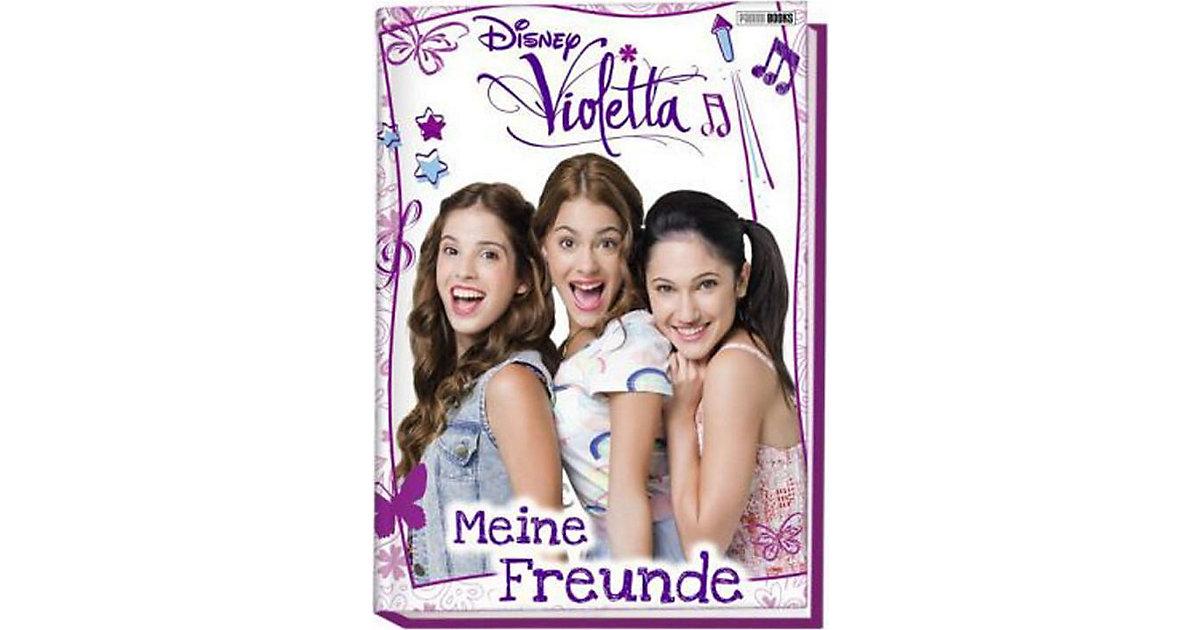 Disney Violetta: Freundebuch