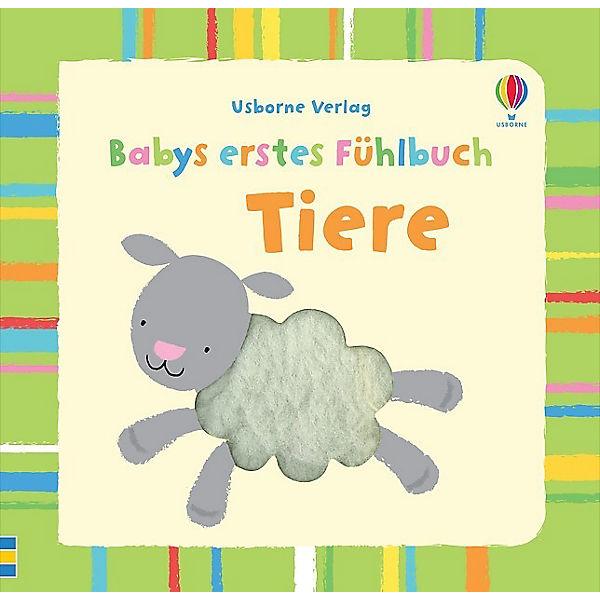 Babys erstes Fühlbuch: Tiere, Fiona Watt