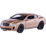 Модель машины 1:34-39 Bentley Continental Supersports, Welly