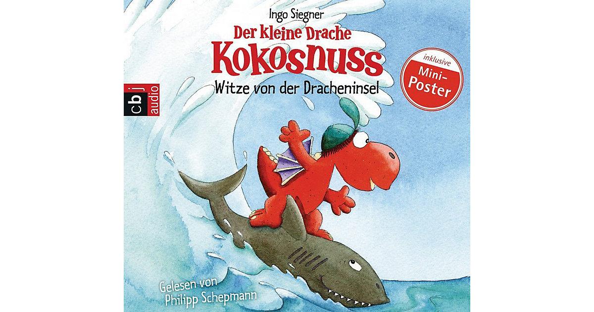 Der kleine Drache Kokosnuss: Witze von der Drac...