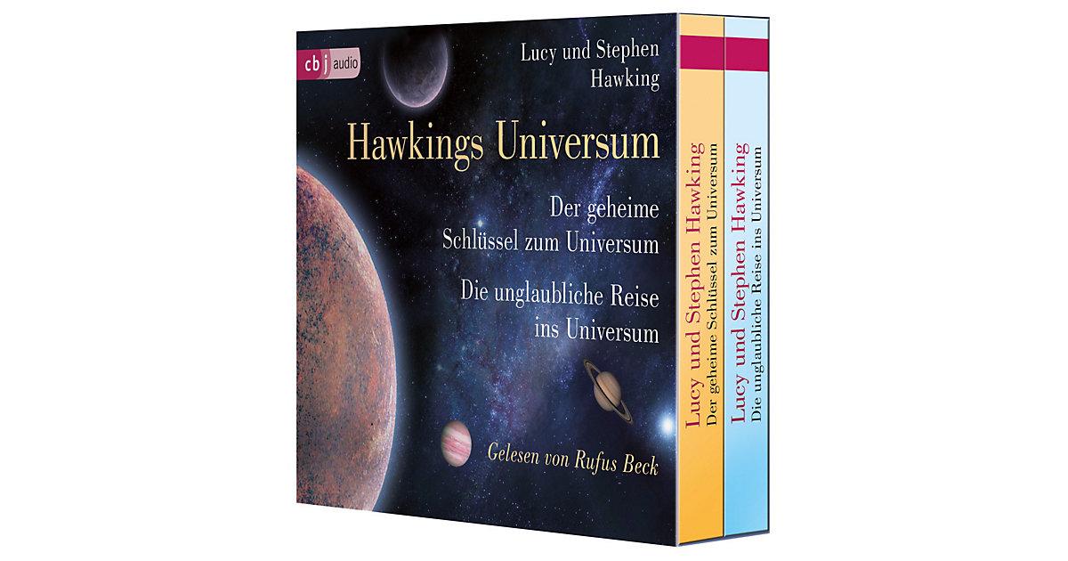 Hawkings Universum, 8 Audio-CDs