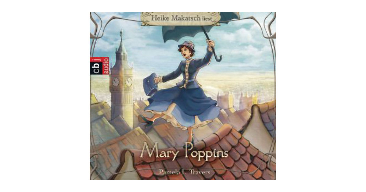 Mary Poppins, 3 Audio-CDs