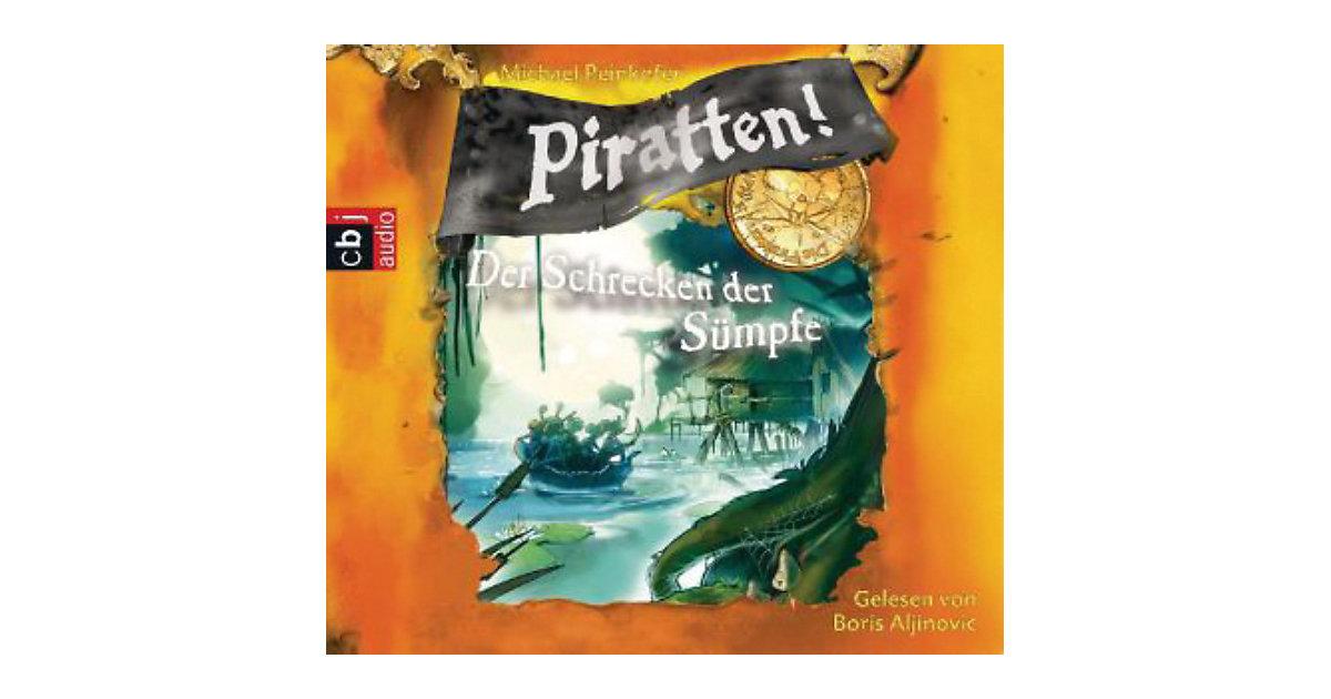Piratten!: Der Schrecken der Sümpfe, Audio-CD