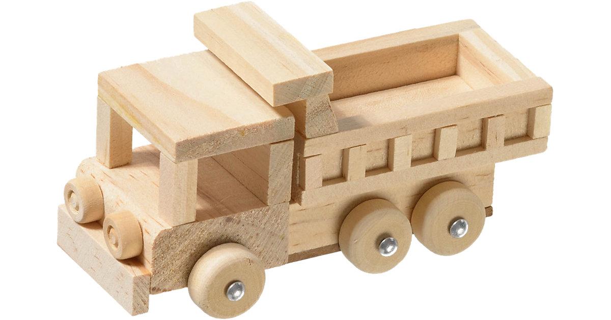 Modellbausatz Holz LKW