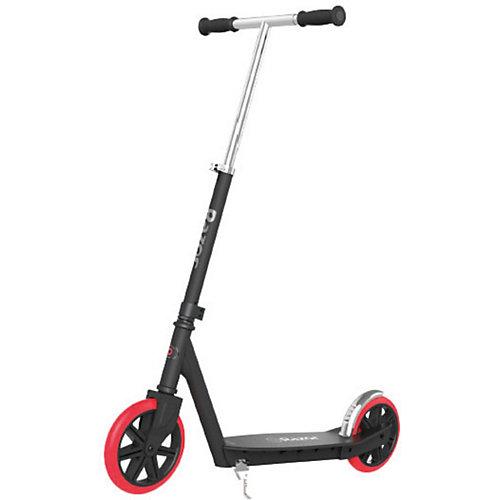 Graustein Angebote Razor Carbon Lux Scooter, schwarz