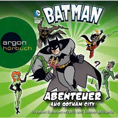 Batman, 1 Audio-CD