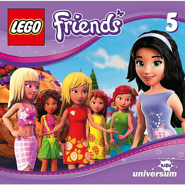 CD LEGO Friends CD 5