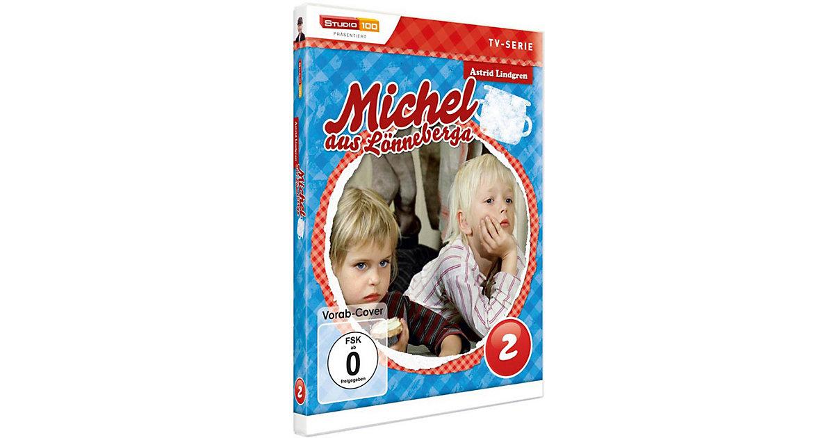 DVD Michel aus Lönneberga 02
