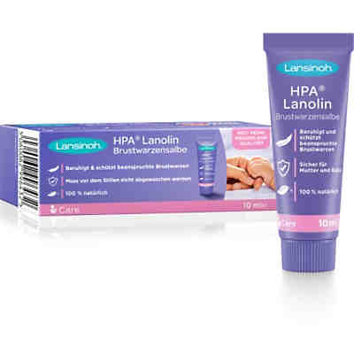 Brustwarzensalbe Lanolin, 10 ml