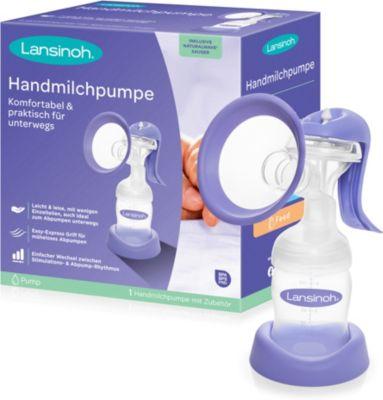 Handmilchpumpe (Weithals)