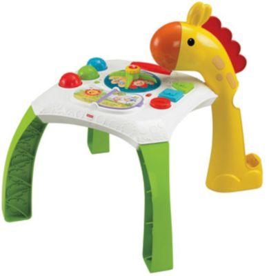 Fisher-Price - Tierfreunde Spieltisch
