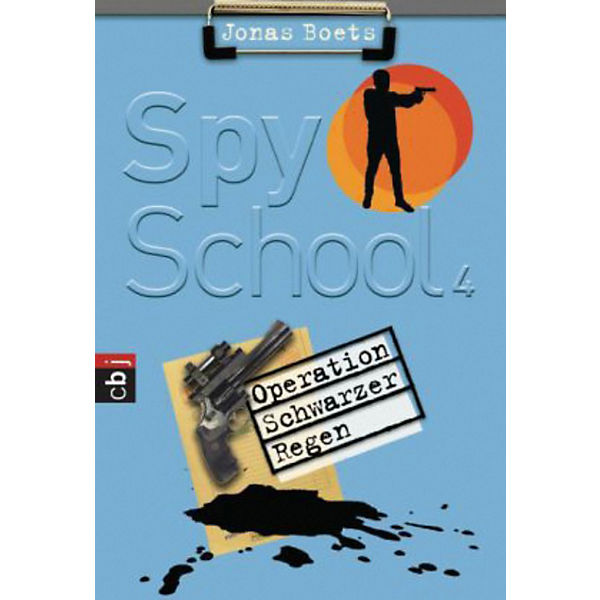 Spy School: Operation schwarzer Regen