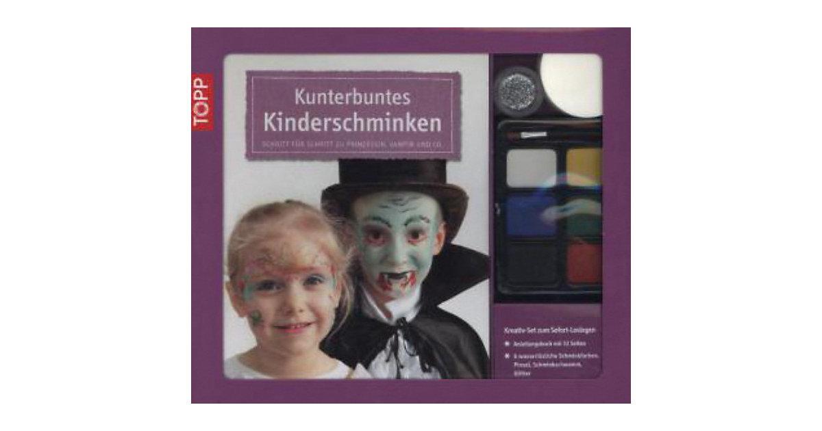 Kreativ-Set Kunterbuntes Kinderschminken