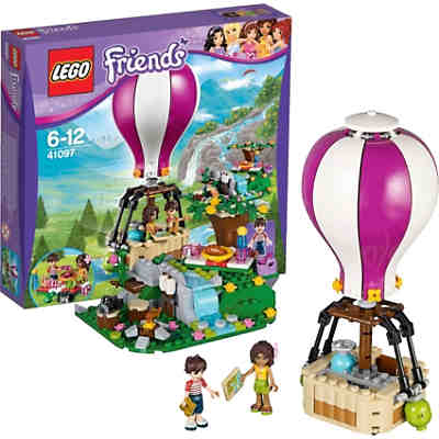 LEGO 41097 Friends: Heartlake Heißluftballon