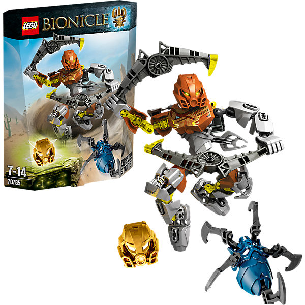 LEGO 70785 Bionicle: Pohatu – Meister des Steins