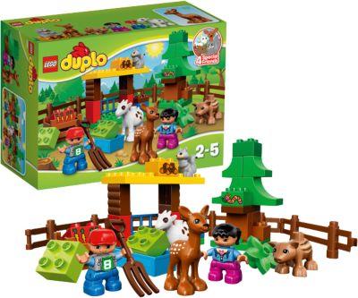 LEGO 10582 DUPLO: Wildtiere