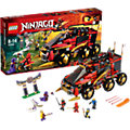 LEGO 70750 Ninjago: Mobile Ninja-Basis