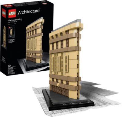LEGO 21023 Architecture: Flatiron Building