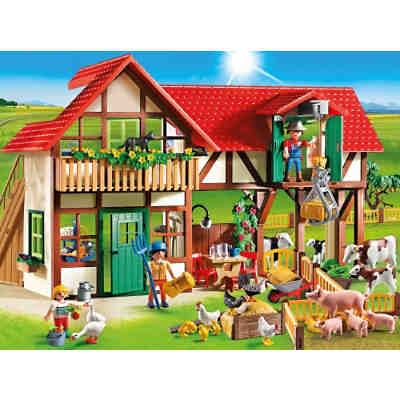 playmobil bauernhof bauernhaus und zubeh r online kaufen. Black Bedroom Furniture Sets. Home Design Ideas