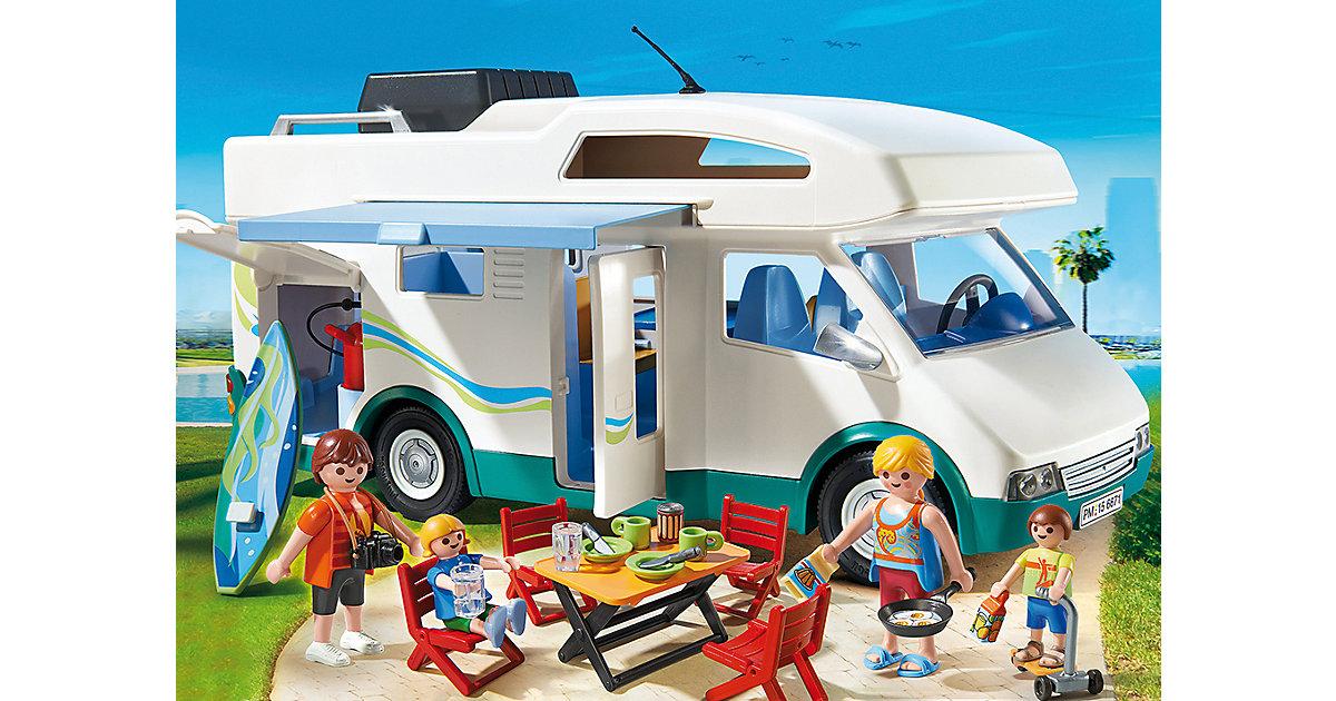 PLAYMOBIL® 6671 Familien-Wohnmobil