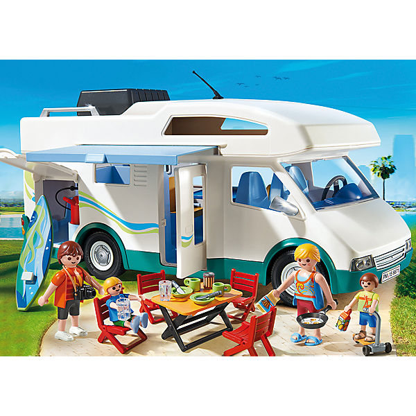 PLAYMOBIL 6671 Familien Wohnmobil PLAYMOBIL Summer Fun