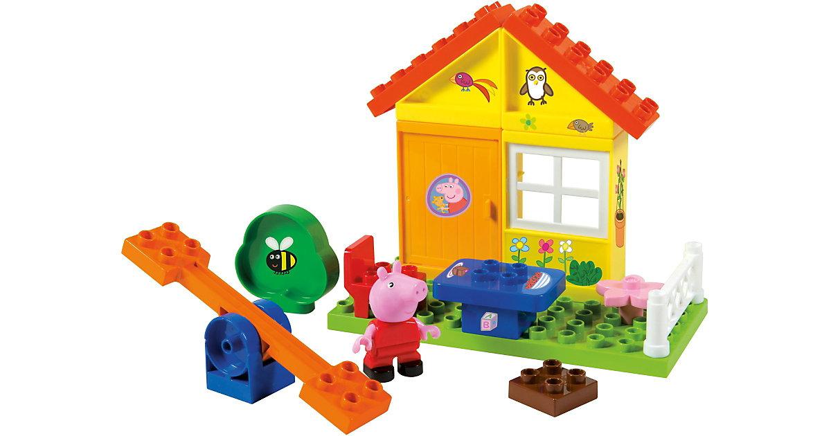 PlayBIG Bloxx - Peppa Wutz Gartenhaus