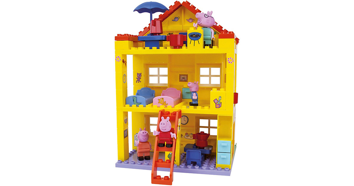 BIG · BIG PlayBIG Bloxx Peppa Pig - Peppa´s Haus