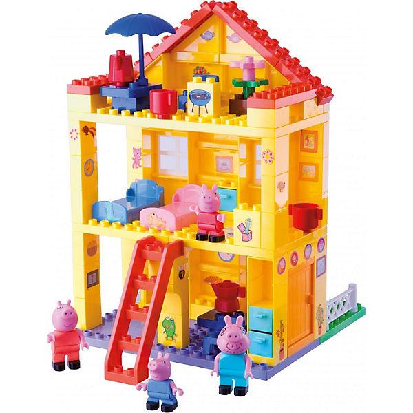 PlayBIG Bloxx - Peppa Wutz Haus